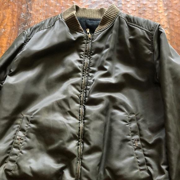 7a843829f Dolce & Gabbana Men's Reversible Bomber Jacket